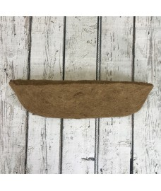 Coco Wall Trough Planter Liner (60cm)