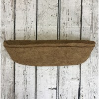 Pack of 2 Coco Wall Trough Planter Liner (60cm)