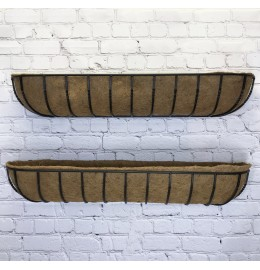 Wall Troughs
