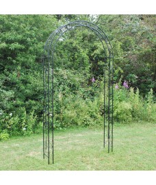 Tivoli Metal Decorative Garden Arch