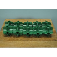 Bamboo Cane Flexible Fruit Cage Connectors (Pack of 10)