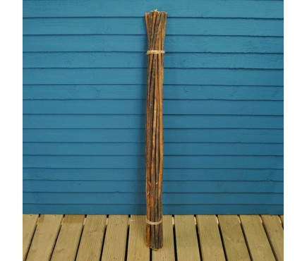 Pack of 20 Willow Pea & Bean Support Sticks (1.2m)
