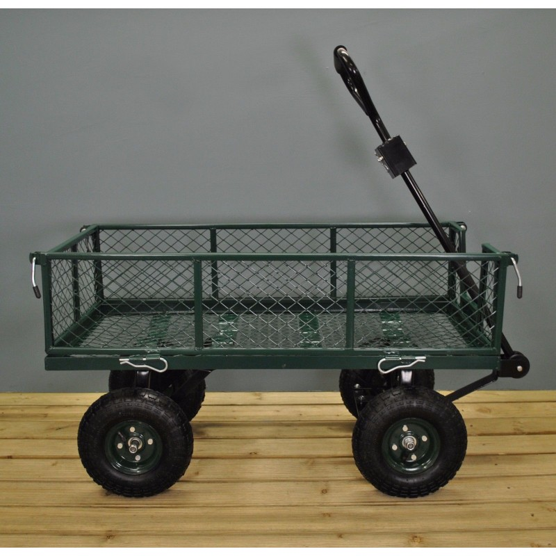 4 Wheel Garden Trolley (100cm)