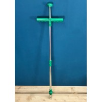 Garden Lawn Weeder Hand Tool - with Twist and Eject Mechanism