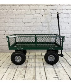 4 Wheel Garden Trolley (90cm)
