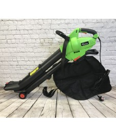 3000 Watt Electric Garden Leaf Blower Vacuum And Mulcher