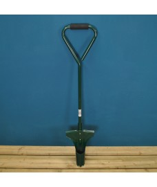 Long Handled Metal Garden Bulb Planter