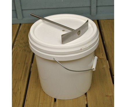 Apple Scratter Fruit Pulping Bucket