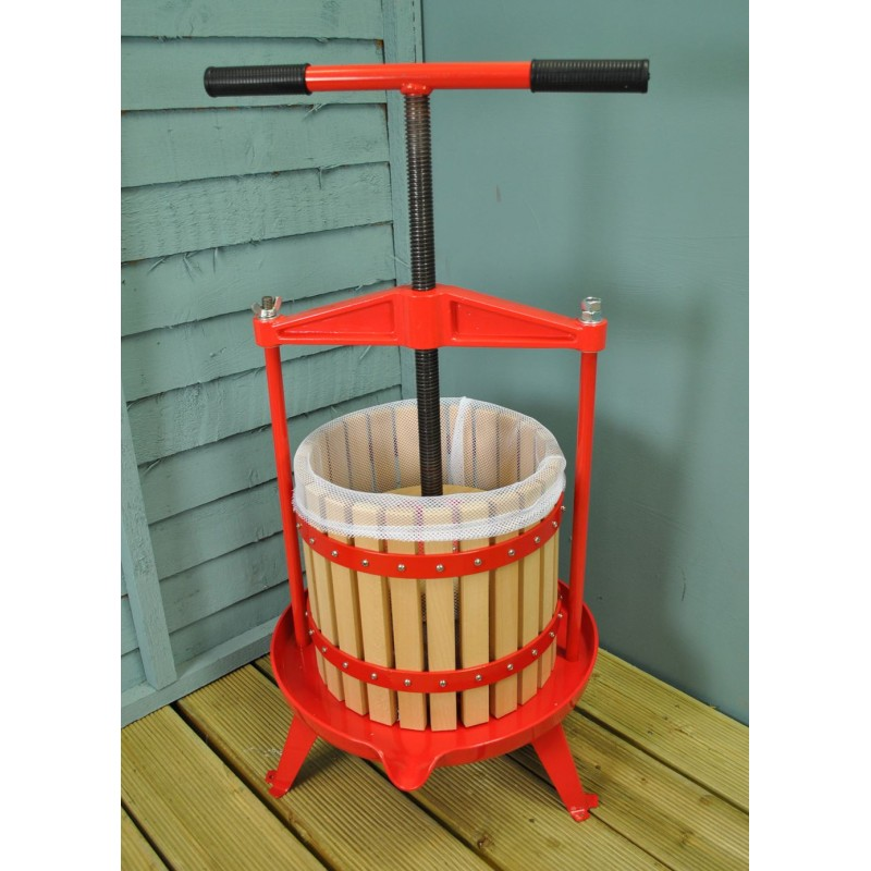 Spindle Nut for Traditional Fruit and Apple Press 6 /& 12 Litre