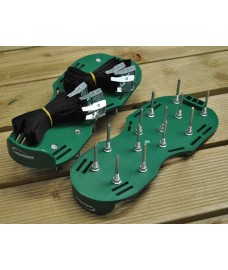 Garden Lawn Aerator Spiker Shoes Sandals