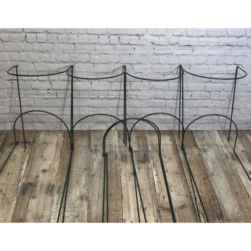 Garden Hoop Plant Bow Support System 30cm x 45cm (Pack of 10)