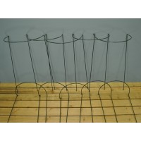Garden Hoop Plant Bow Support System 52cm x 90cm (Pack of 10)