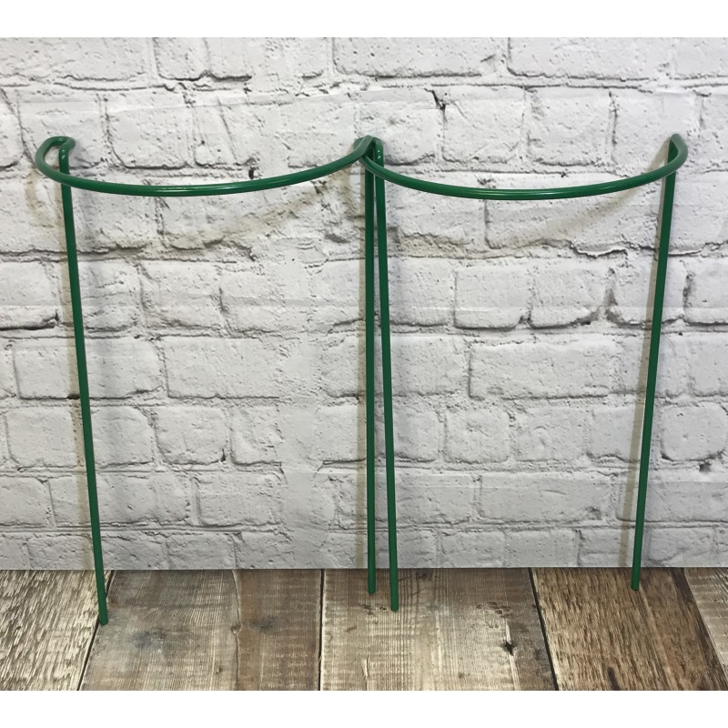 Garden Hoop Plant Bow Support System 20cm x 35cm (Pack of 2)