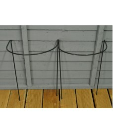Garden Hoop Plant Bow Support System 30cm x 45cm (Pack of 2)