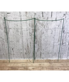 Garden Hoop Plant Bow Support System 52cm x 90cm (Pack of 2)