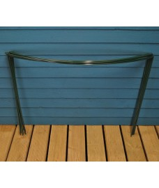 Garden Extra Wide Hoop Plant Bow Support System 90cm x 60cm (Pack of 10)