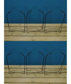 Growbag Cane Frame Supports (Pack of 6)