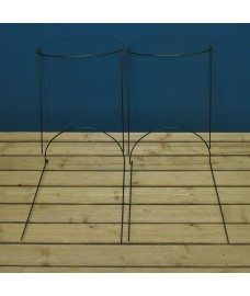Garden Hoop Plant Bow Support System 45cm x 60cm (Pack of 4)