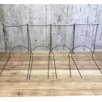 Garden Hoop Plant Bow Support System 45cm x 60cm (Pack of 8)