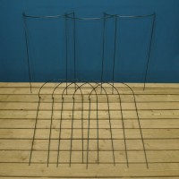 Garden Hoop Plant Bow Support System 52cm x 90cm (Pack of 8)