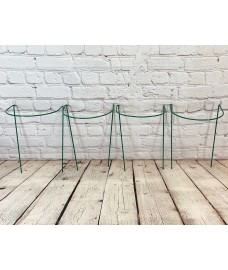 Garden Hoop Plant Bow Support System 30cm x 45cm (Pack of 4)