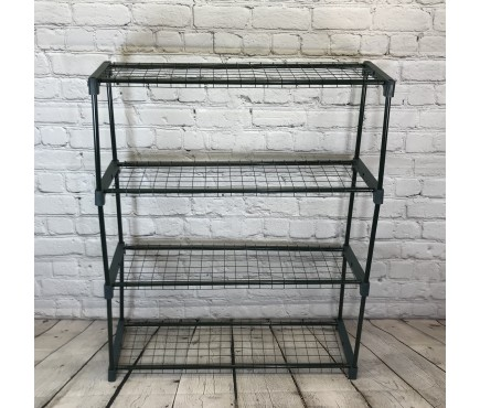 Greenhouse Staging Shelving Racking 4 Tier