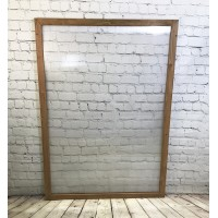 Back Panel for Wooden Mini Growhouse (Wooden Frame and Polycarbonate)