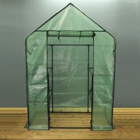 Factory Second - Walk In Greenhouse with Reinforced Cover