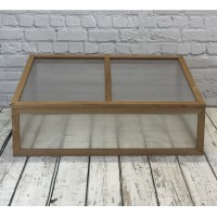 Wooden Framed Polycarbonate Coldframe