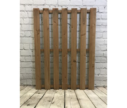 Wooden Shelf For Selections Growhouse
