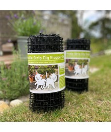 Set of 2 x Plant Prickle Strip Dig Stopper Anti Dog and Cat Protection (2m x 30cm)