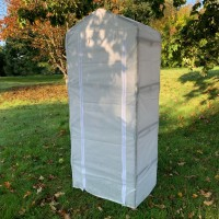 4 Tier Mini Greenhouse Frost Fleece Protection Cover