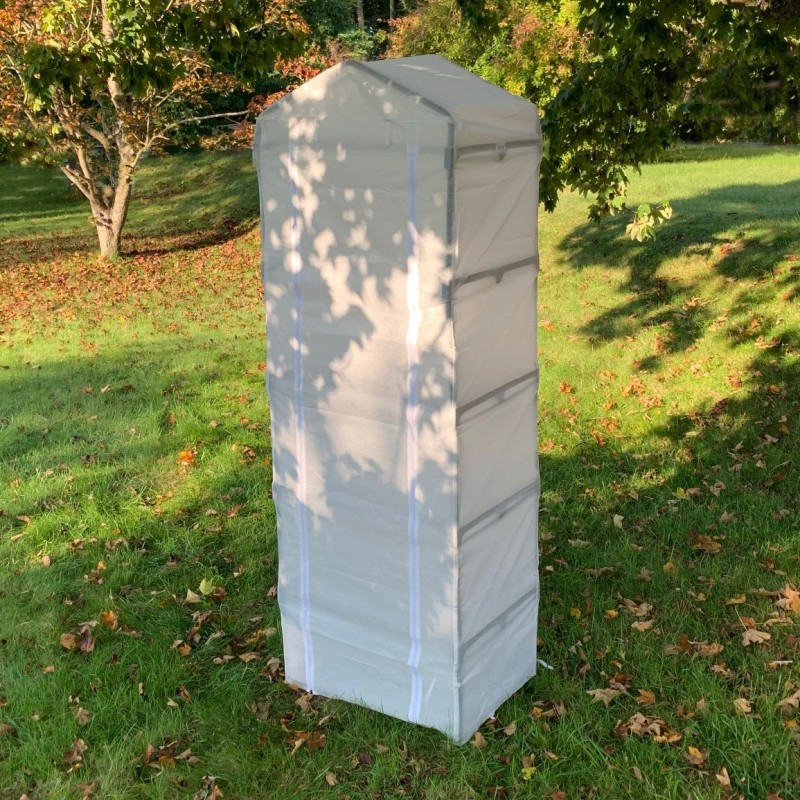 5 Tier Mini Greenhouse Fleece Frost Protection Cover