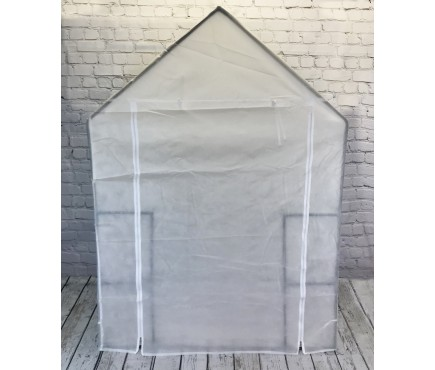 Walk In Mini Greenhouse Fleece Frost Protection Cover