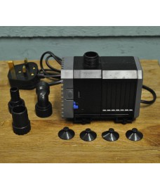 Submersible Multi Function Pond Pump (25watt)