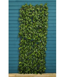 Artificial Laurel Leaf Garden Trellis Screening (180cm x 60cm) by Gardman