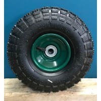 Garden Trolley Replacement Wheel (10 Inch - 26cm)