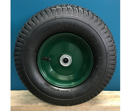 "Pneumatic Trolley Wheel Replacement Tyre for Selections Large Trolley (12"" - 30cm)"