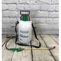 5 Litre Garden Shoulder Pressure Sprayer