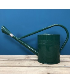 Racing Green Metal Watering Can (7.5 litre)