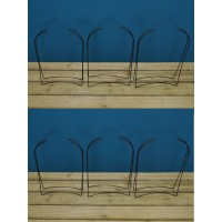 Cane Frame Supports (Pack of 6)