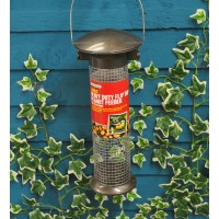 Heavy Duty Large Fliptop Peanut Bird Feeder by Gardman