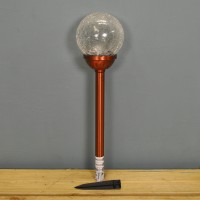 Bronze Colour Majestic Stake Light (Solar) by Smart Solar