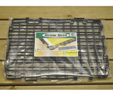 Interlocking Growbag Grids for Improved Drainage (Pack of 2) by Garland