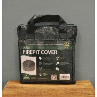 Large Firepit Cover in Green by Garland