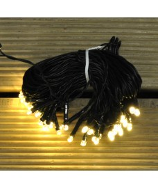 40 LED Warm White Supabright String Lights (Mains) by Premier