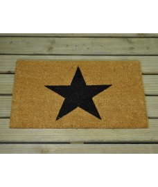 Star Outdoor Coir Doormat