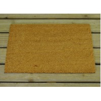 Natural Coir Outdoor Doormat (40cm x 60cm)