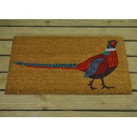Pheasant Design Coir Outdoor Doormat
