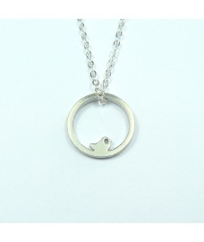 Little Bird Pendant Necklace